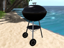Real BBQ Barbecue Black