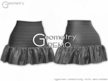 Geometry > Precious Ruffle Skirt > DEMO  ( rigged mesh in standard sizing )