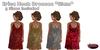 .:Glamorize:. Erica Mesh Dress *Glam* 4 Styles/5 Sizes