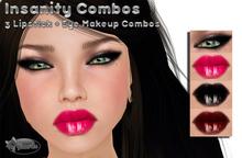 .:Glamorize:. Insanity Makeup Combos - 3 Tattoo Makeup Combos