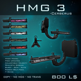 [BW] HMG3 Cerberus - v2