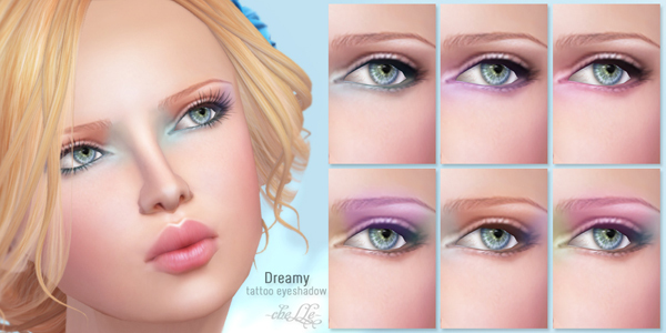 cheLLe (eyeshadow) Dreamy