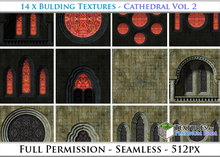 Building Textures: Cathedral Vol. 2