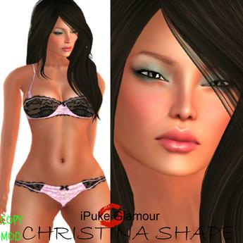 (Dollarbie)iPuke Glamour - CHRISTINA SHAPE