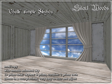 Silent Woods, simple Skybox 'Chalk'