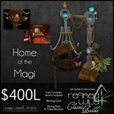 -Home of the Magi- by Khyle Sion at ~Refined Wild~