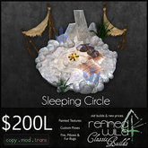 - Sleeping Circle - by Khyle Sion at ~RefinedWild~