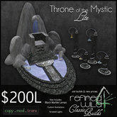 -Throne of the Mystic Lite- by Khyle Sion at ~Refined Wild~