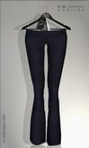 KIM-Classic Pants- Blue