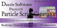Dazzle Software - Particle Script Generator (Production)