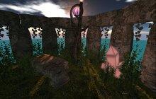 "8 prim ""Witch Magic Circle"" any texture (mod, copy)"