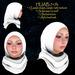 Hijab model 7 +7b