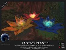 BKS Plants - Fantasy Plants 1 (Boxed)