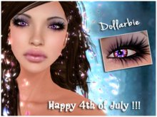 GIFT *Soulglitter* Eyes - Happy Fourth Of July - Independence Day