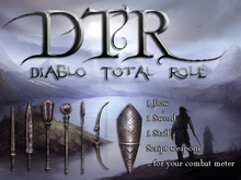 DTR script for weapon (melee-dist-magic) BOX
