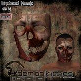 >> DK << Undead Mask 5L$!