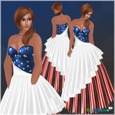 !BH ~4th July dress(Gown)