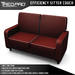 The Efficiency Sitter Loveseat Sofa Couch