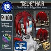 ER Robot Hair KEL-E