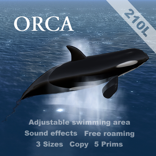 [TomatoPark] Orca Whale