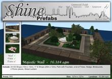 Majestic Mall - 16.384 sqm (boxed)