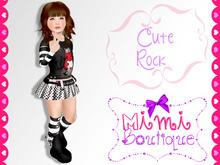 MIMI}.:: Set Rock Cute Girl ::.
