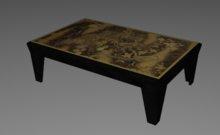 Simple Japanese Table