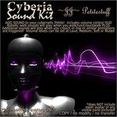 ~JJ~ Petitestuff Cyberia Sound Kit