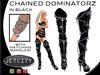 JETCITY BOOTS > Chained Dominatorz