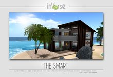 THE SMART HOUSE SKYBOX, EXTREME LOW PRIMS, 325 ANIMS!