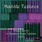 Madville Textures - Drapes & Fabric Textures Set 04