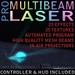 Pro Multibeam Laser