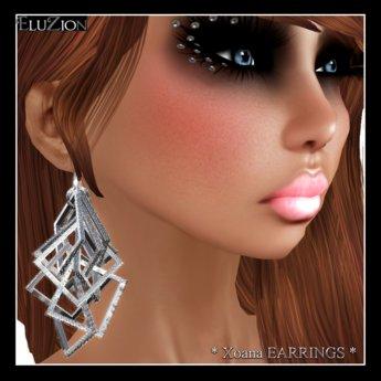 ELUZION * Xoana Earrings