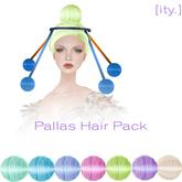 [ity.] Pallas Hair Pack