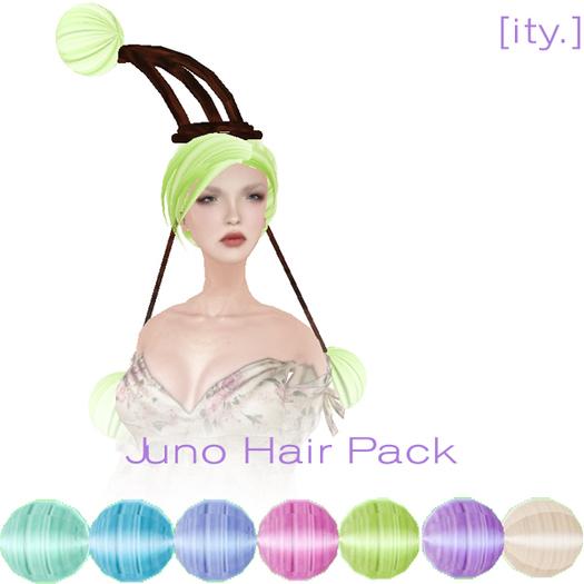 [ity.] Juno Hair Pack