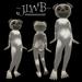 ~JLWB~ Pug Avatar (Fawn) v2 Box *REDUCED PRICE*