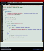 Rez Object on touch Script (boxed)
