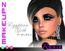 ROXIZ... MAKEUPZ > Egyptian Goth in Black