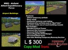 WW2 Allied Airfield 1.1