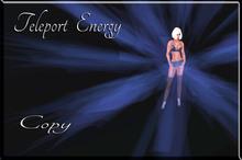 LSR - Teleport  Energy