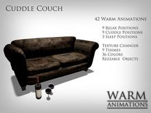 Warm - Cuddle Couch No copy