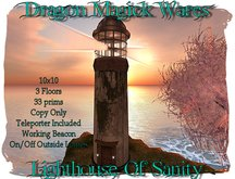 Dragon Magick Wares Lighthouse of Sanity