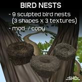 Bird Nests .:SHD:.