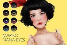 <MARIKO> Nana eyes_green