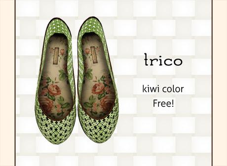 [ROLY-POLY] trico - kiwi