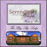 Serendipity Designs - The Big Sky Lodge