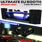 Ultimate Dj Booth