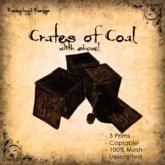 [DDD] Crates of Coal