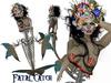 Boudoir -Fatal Catch-Almost dead mermaid