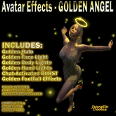 ~JJ~ Avatar Effects - Golden Angel